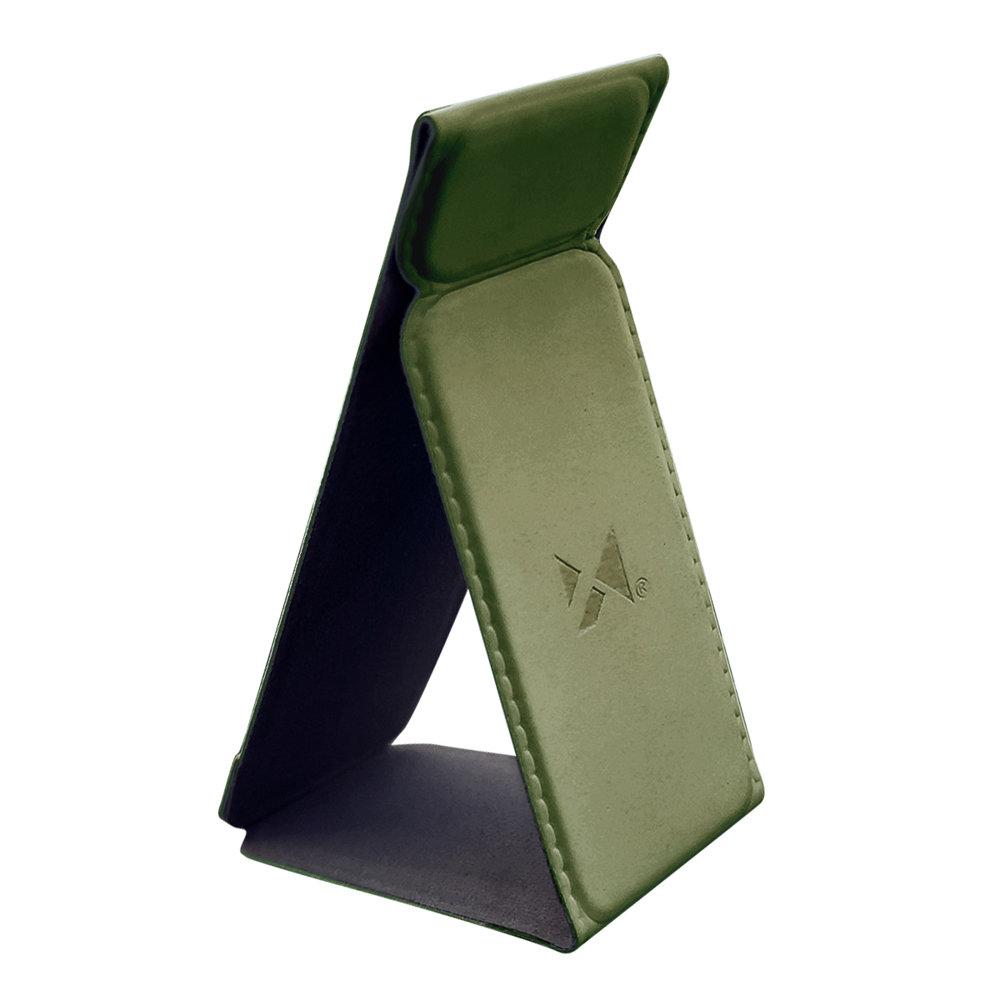 Wozinsky samolepiaci podstavec a držiak na mobil Dark green