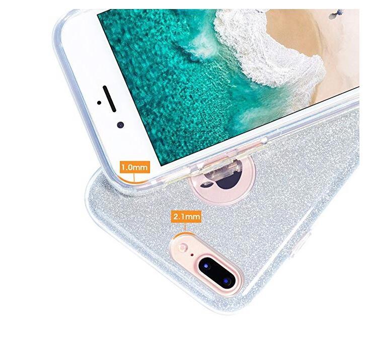 Wozinsky Glitter Shining silikonové pouzdro na Huawei Mate 20 Lite red