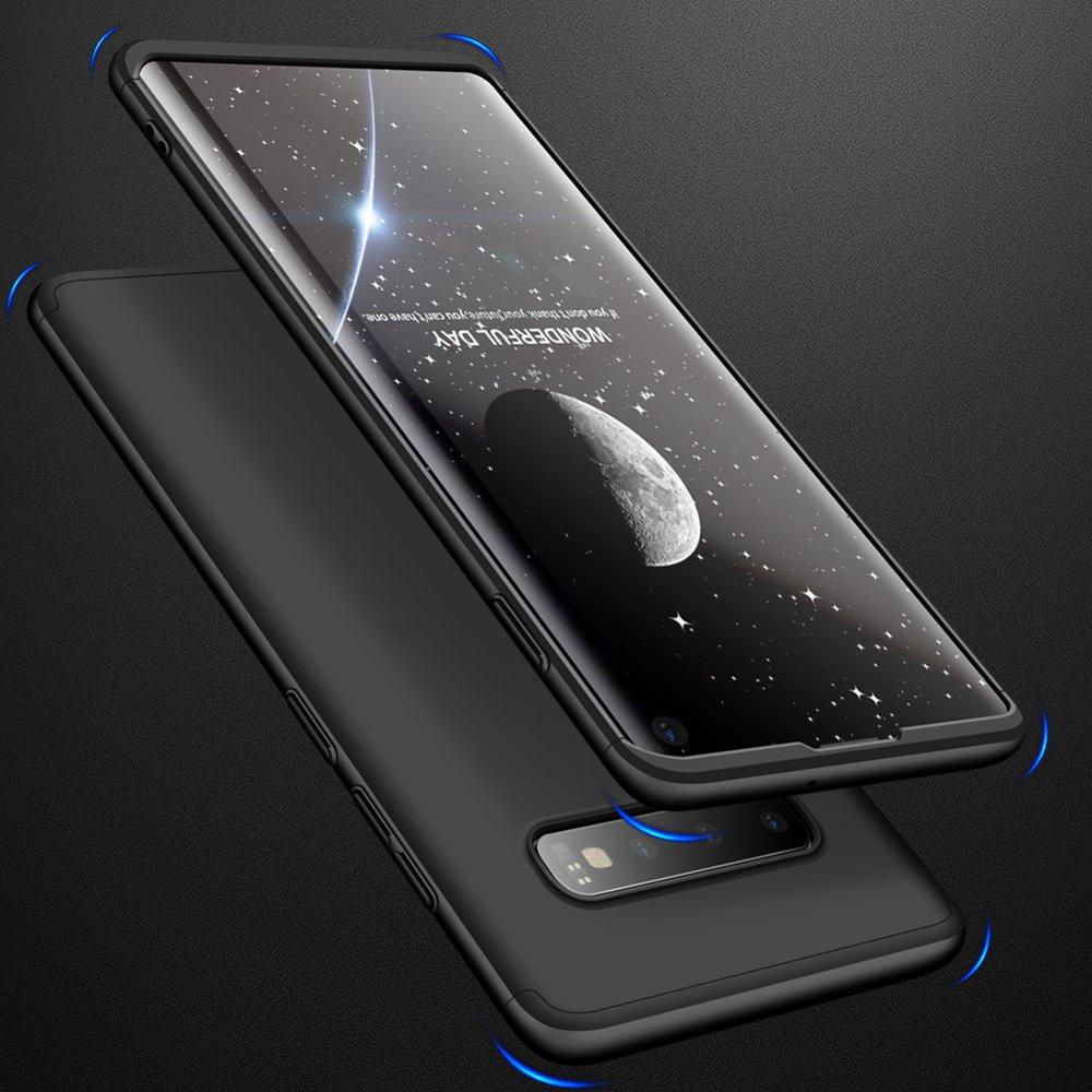 GKK 360 Protection pouzdro pro Samsung Galaxy S10 Plus black