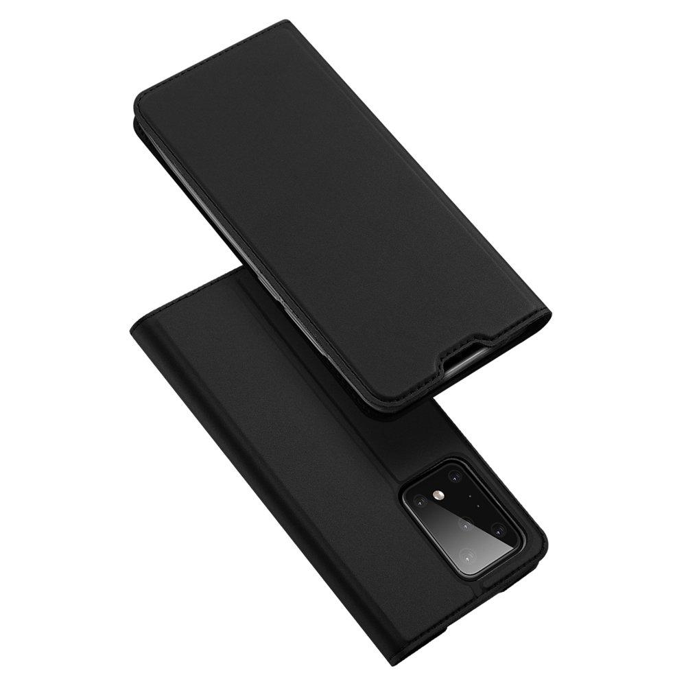 Flipové pouzdro Dux Ducis skin Samsung Galaxy S20 Ultra , černá