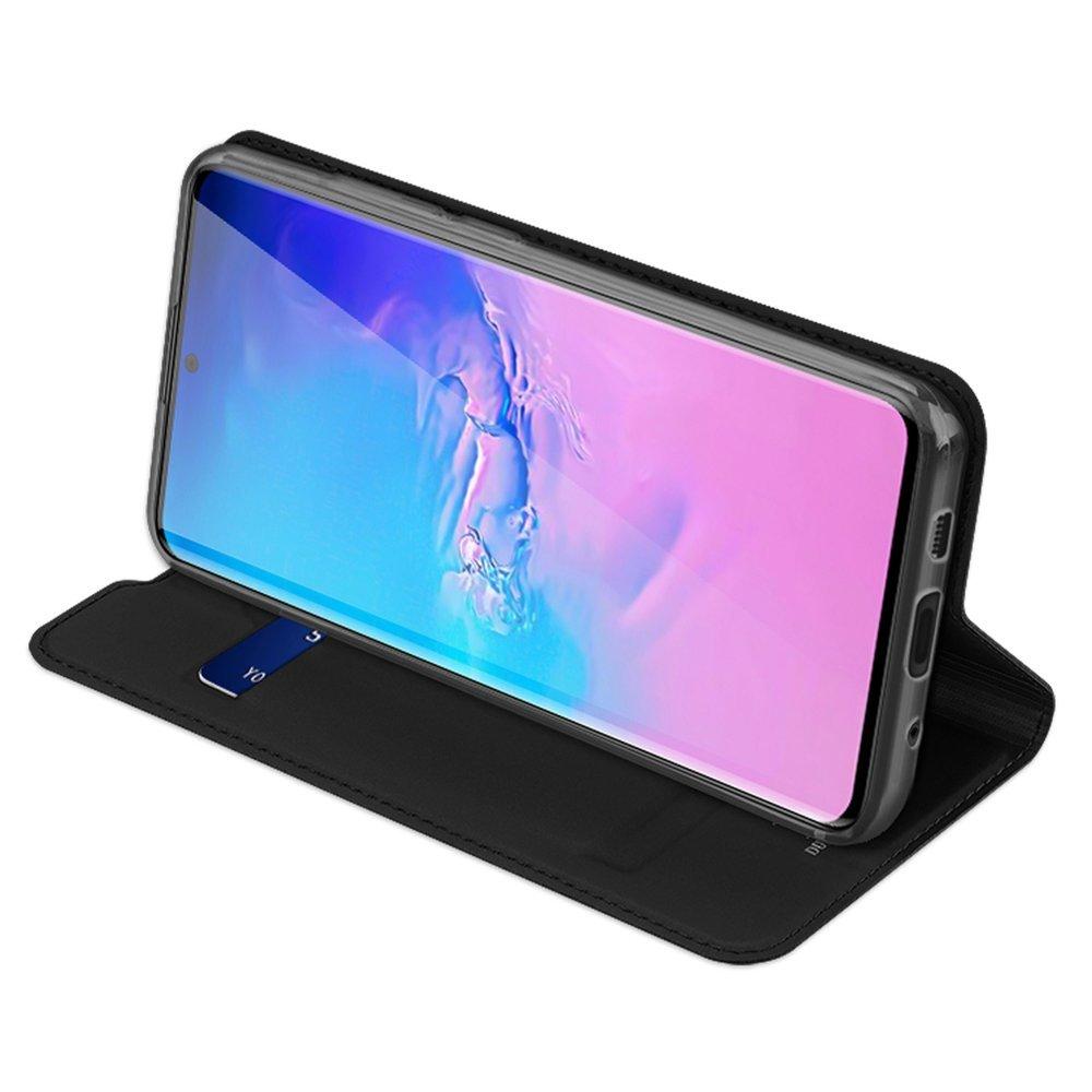 DUX DUCIS Skin knížkové pouzdro na Samsung Galaxy S20 ULTRA black