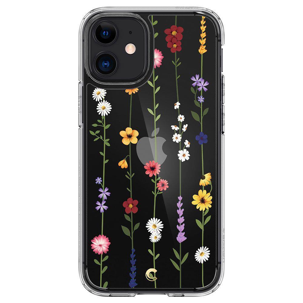"Spigen Cyrill Cecile silikonové pouzdro na iPhone 12 Mini 5.4"" Flower Garden"