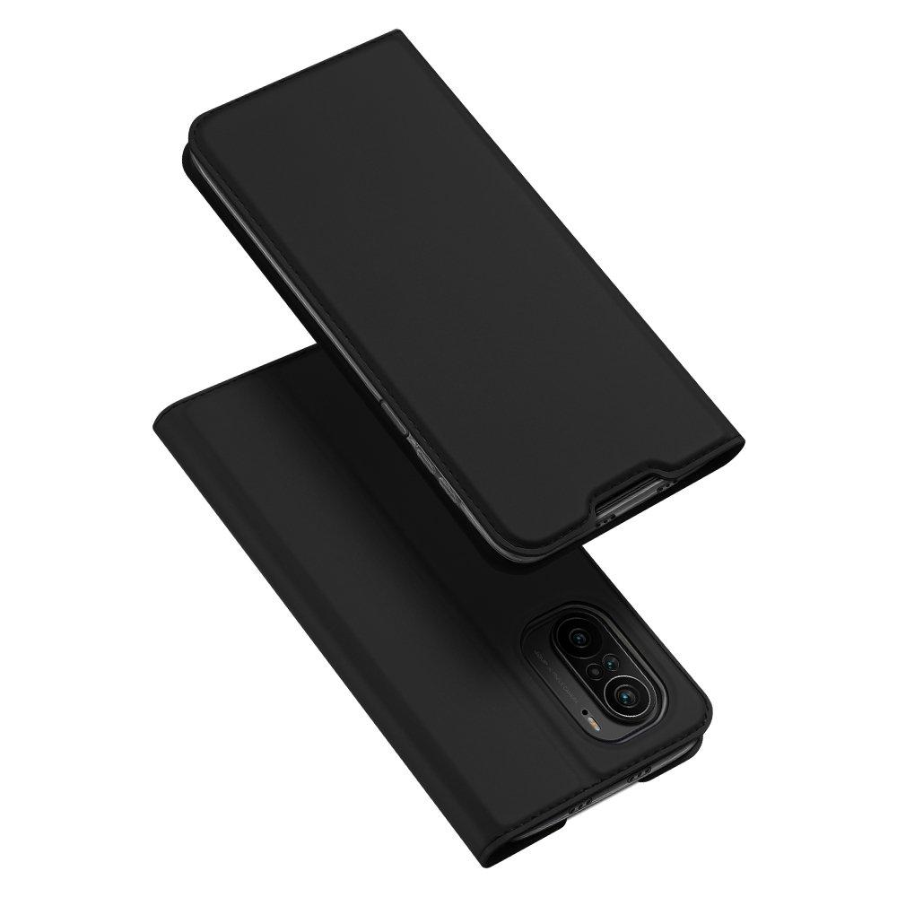 Flipové pouzdro Dux Ducis skin Xiaomi Redmi K40 Pro+ / K40 Pro / K40 / Poco F3 , černá