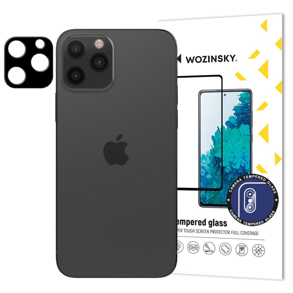 Wozinsky Temperované tvrzené sklo 9H na fotoaparát pro iPhone 12 Pro Max