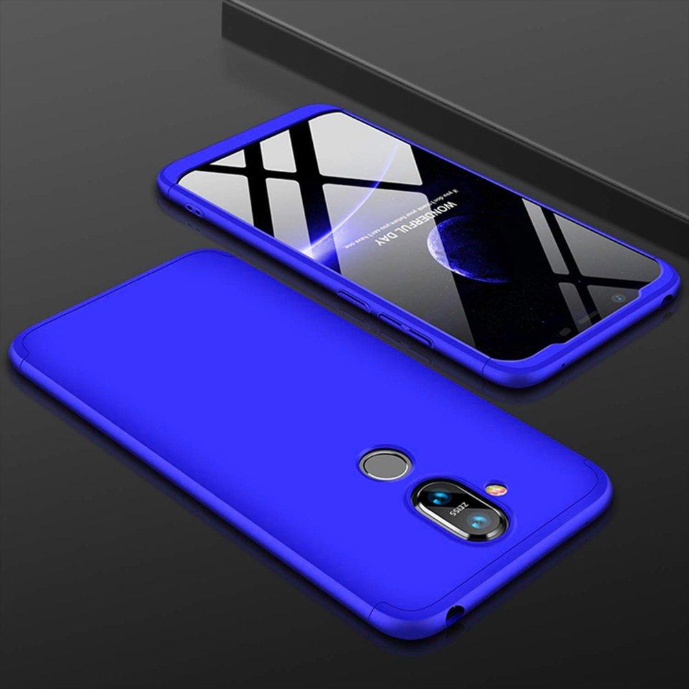 GKK 360 Protection pouzdro pro Nokia 8.1 / Nokia X7 blue
