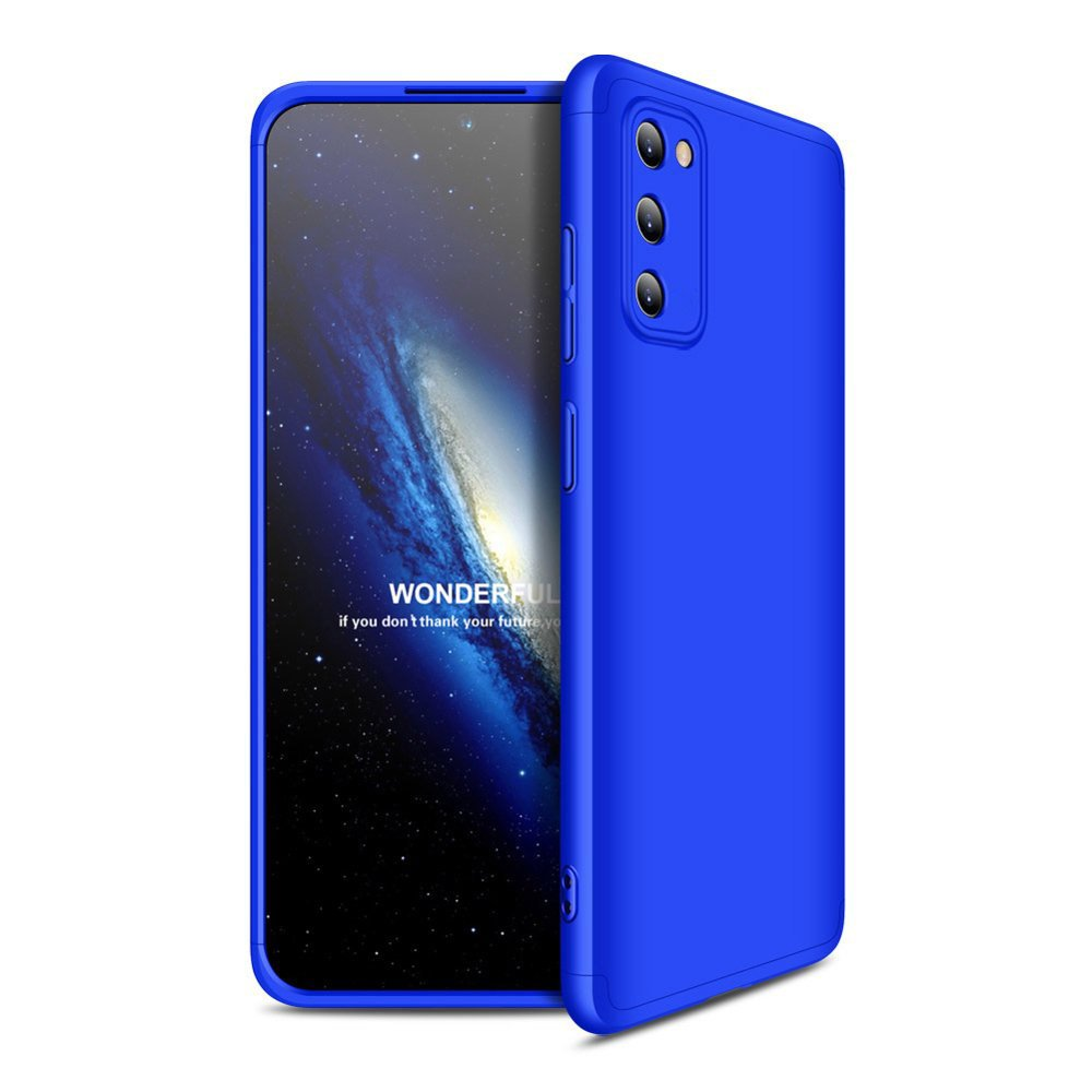 GKK 360 Protection pouzdro na Samsung Galaxy A41 blue