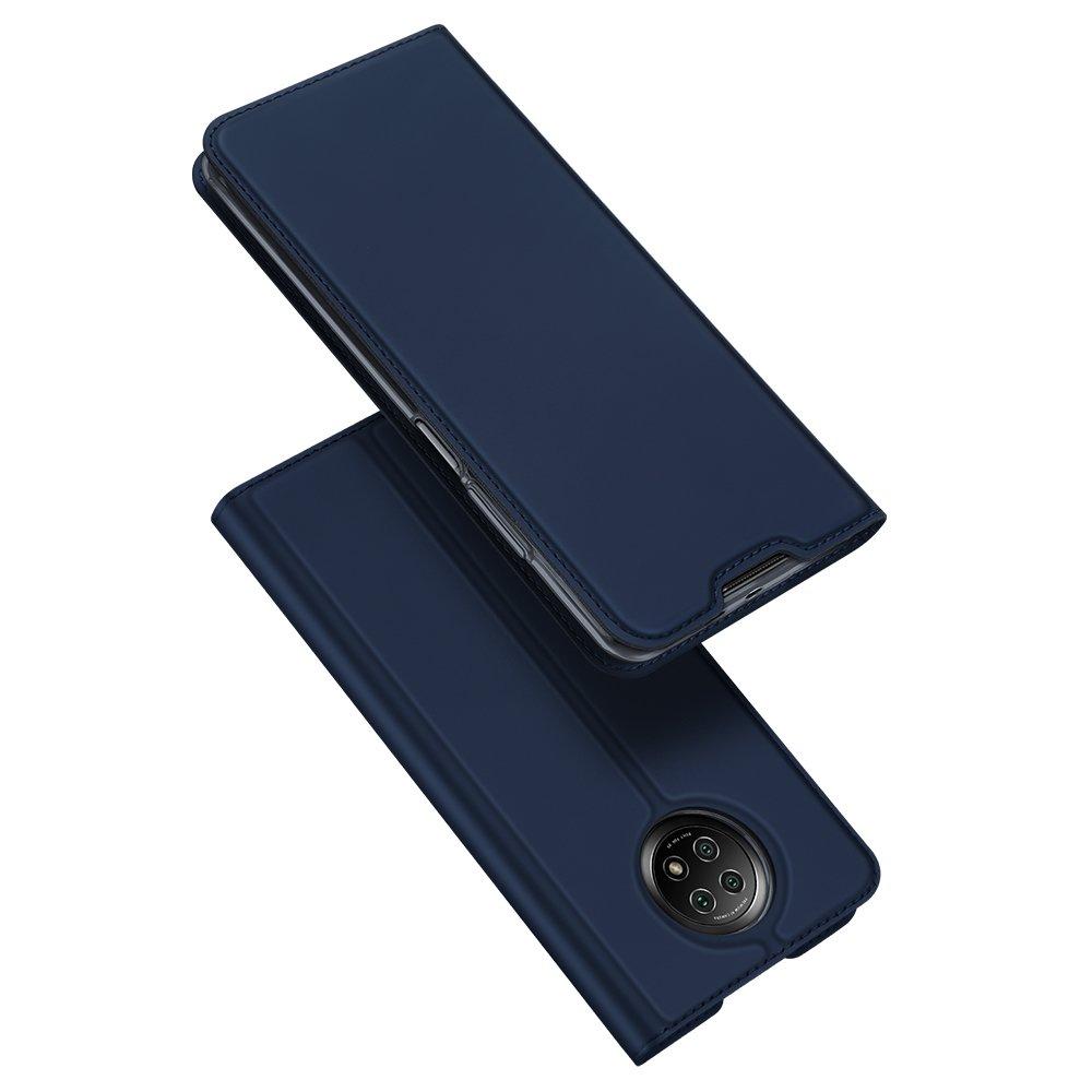 Flipové pouzdro Dux Ducis skin Xiaomi Redmi Note 9T 5G , modrá 6934913054864