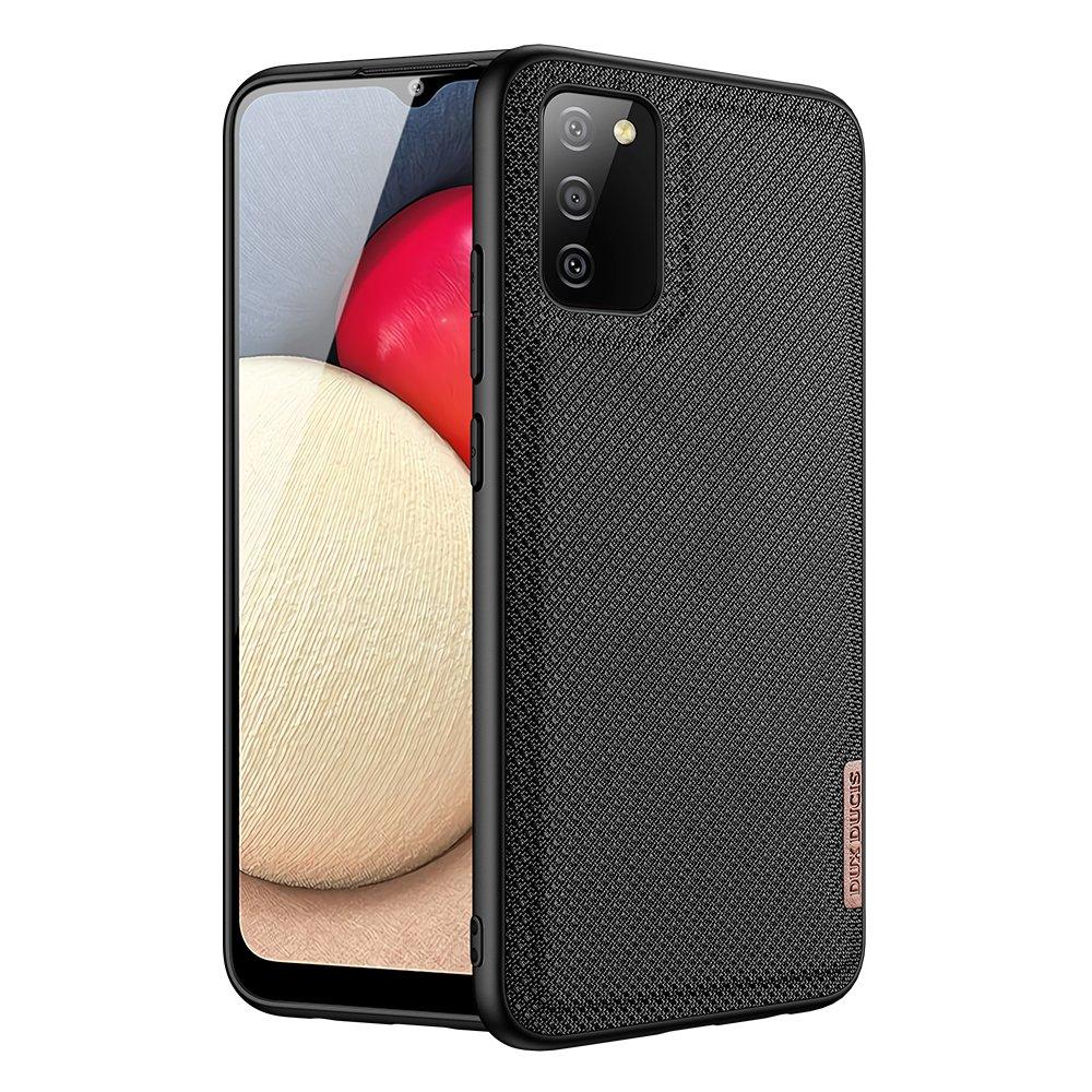 Dux Ducis Fino pouzdro na Samsung Galaxy A02s black
