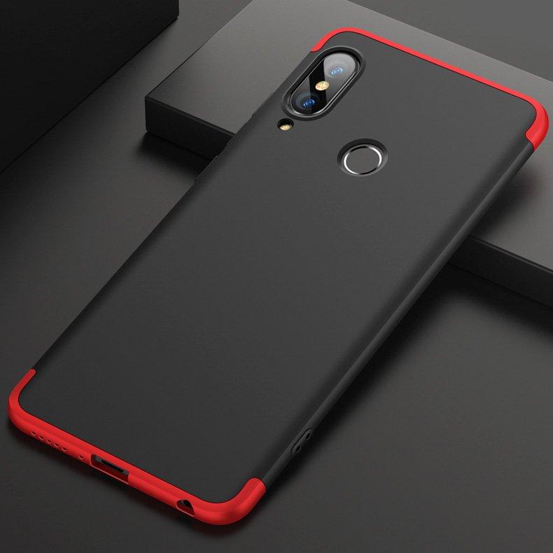 GKK 360 Protection pouzdro pro Huawei P20 Lite black-red