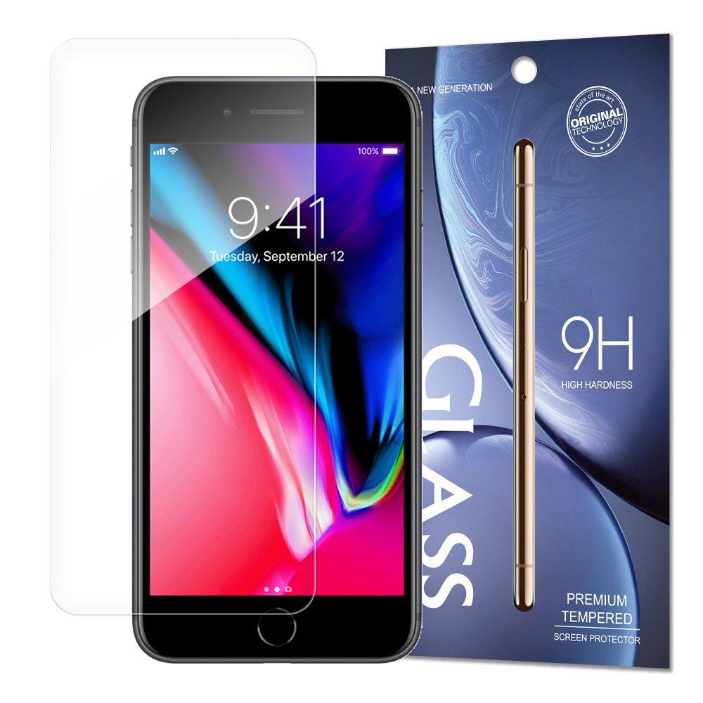 Temperované tvrzené sklo H9 pro iPhone 8 Plus / iPhone 7 Plus (baleno v obálce)