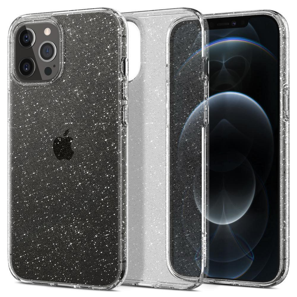 Spigen Liquid Crystal Iphone 12 Pro / Iphone 12 Glitter Crystal 8809710756465
