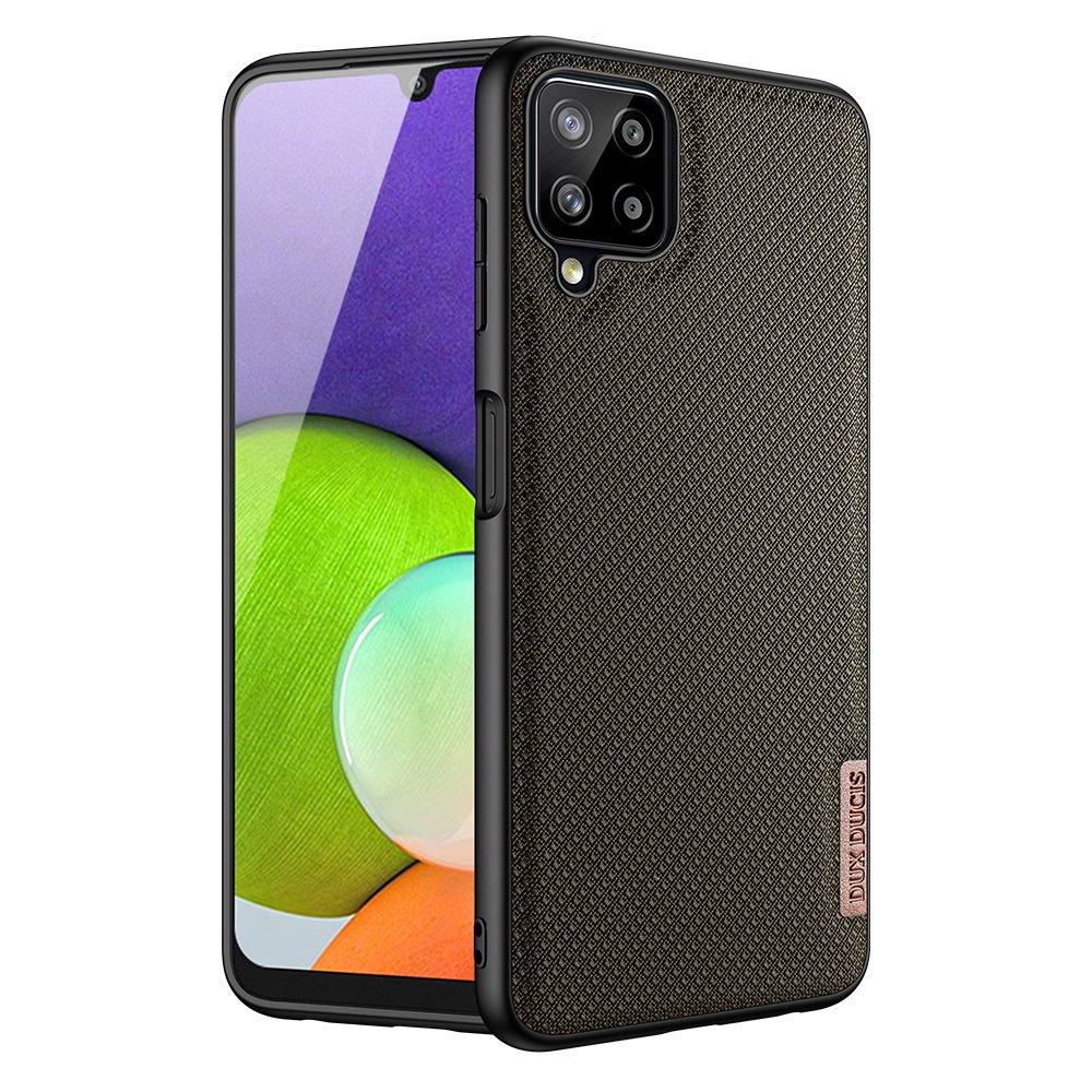 Dux Ducis Fino púzdro pre Samsung Galaxy A22 4G green