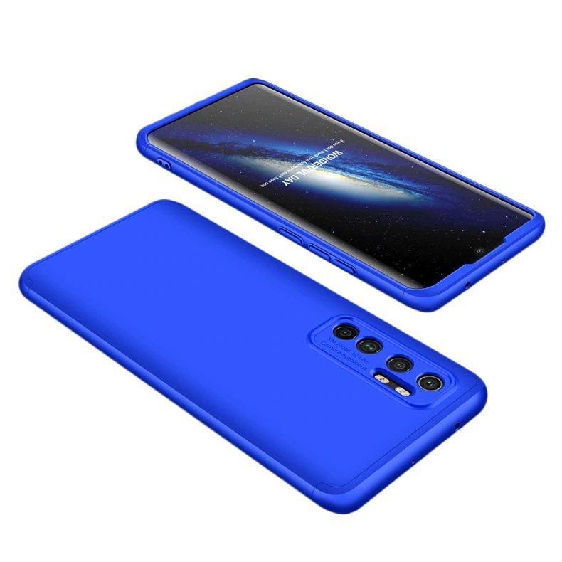 GKK 360 Protection pouzdro na Xiaomi Mi 10 Lite blue