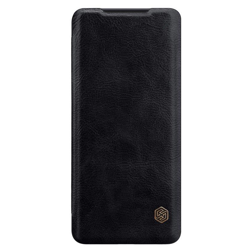 Nillkin Qin knížkové pouzdro na Samsung Galaxy S20 Ultra black