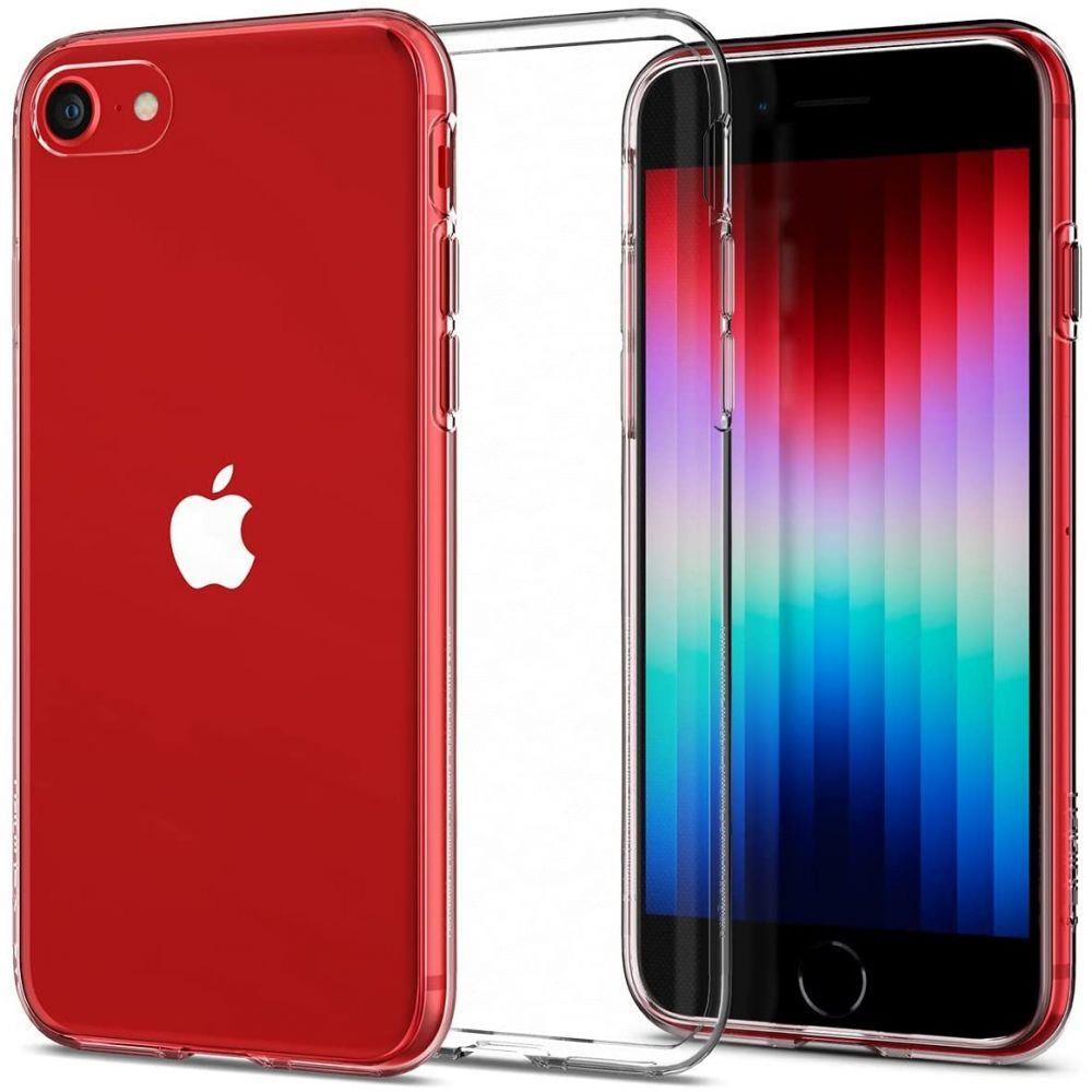 Spigen Liquid Crystal Iphone 7/8/Se 2020 Crystal Clear 8809466645518