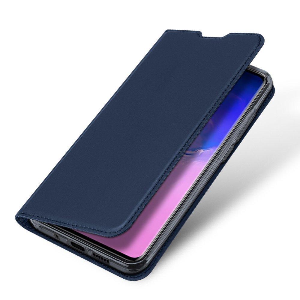 DUX DUCIS Skin knížkové pouzdro na Samsung Galaxy S20 ULTRA blue