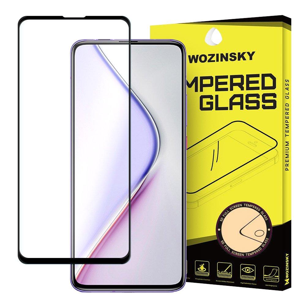 Wozinsky Celoplošně lepené temperované tvrzené sklo 9H na Xiaomi Poco F2 Pro black