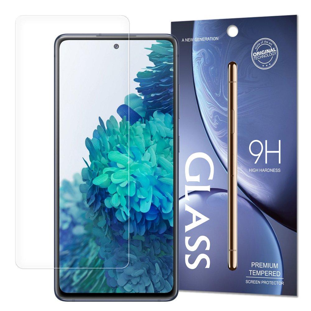 Temperované tvrzené sklo 9H pro Samsung Galaxy S20 FE 5G 9111201915282
