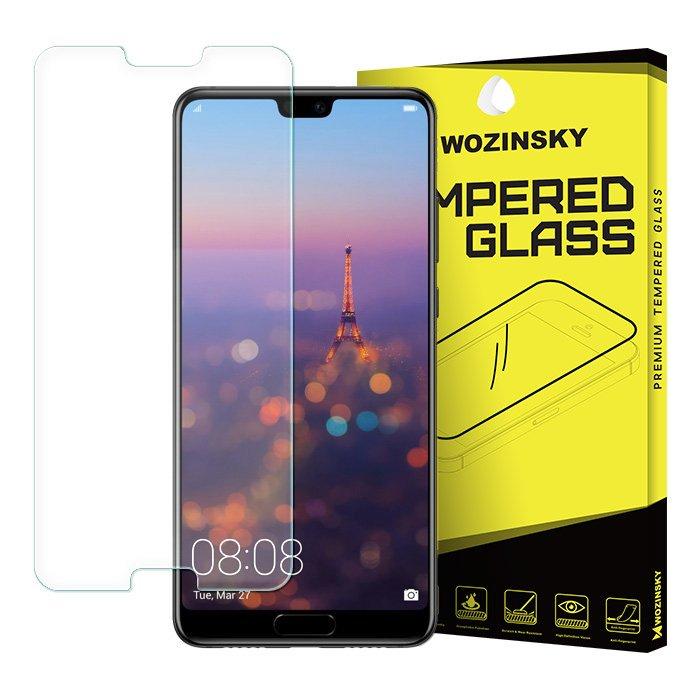 Wozinsky temperované tvrzené sklo Huawei P20