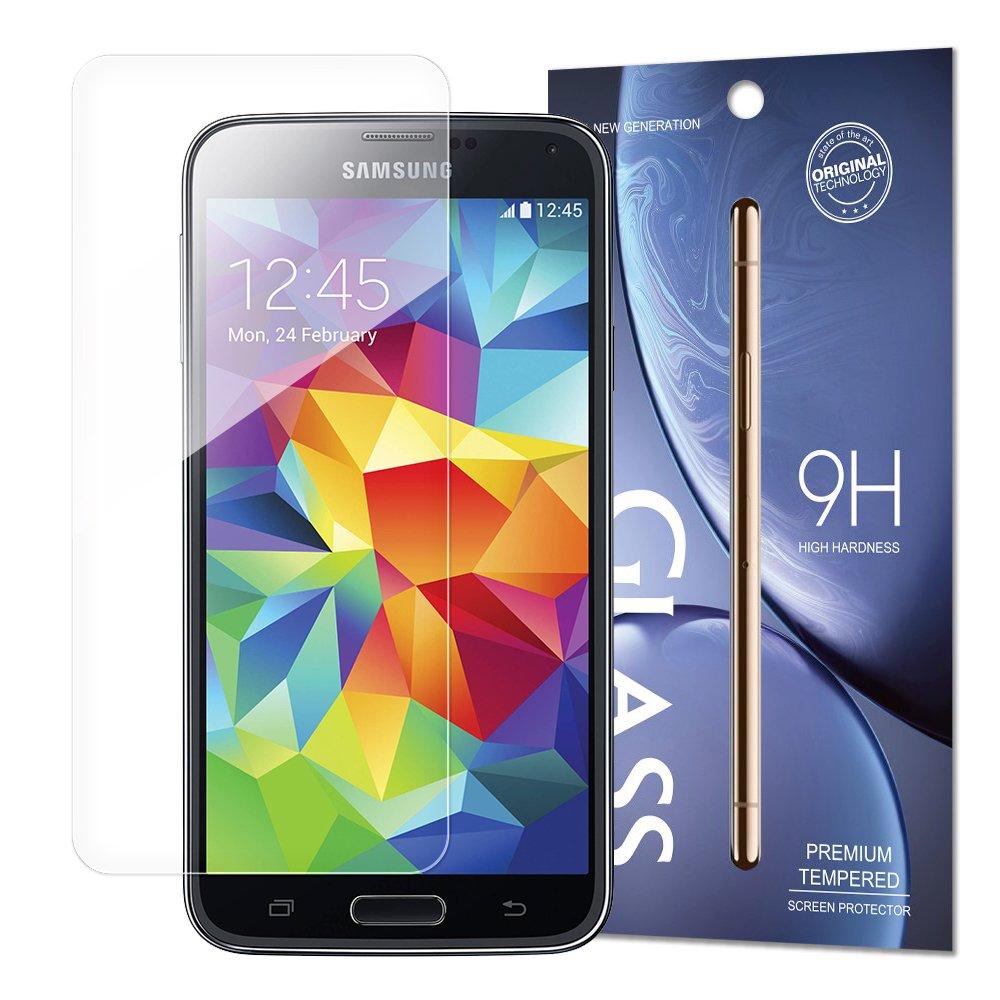 Temperované tvrzené sklo 9H pro Samsung Galaxy S5 7426825351647