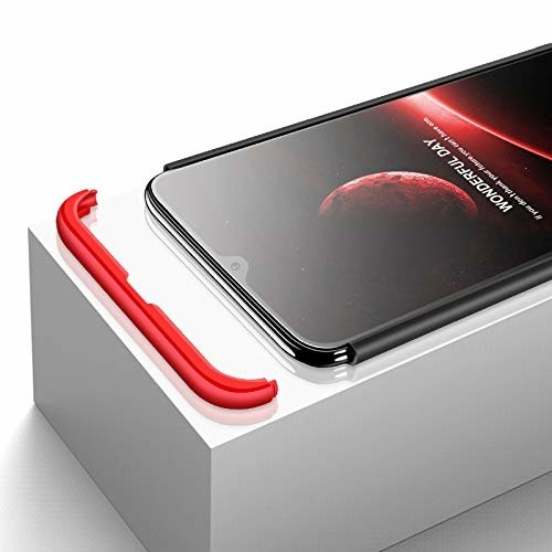 GKK 360 Protection pouzdro pro Samsung Galaxy A50 black-blue