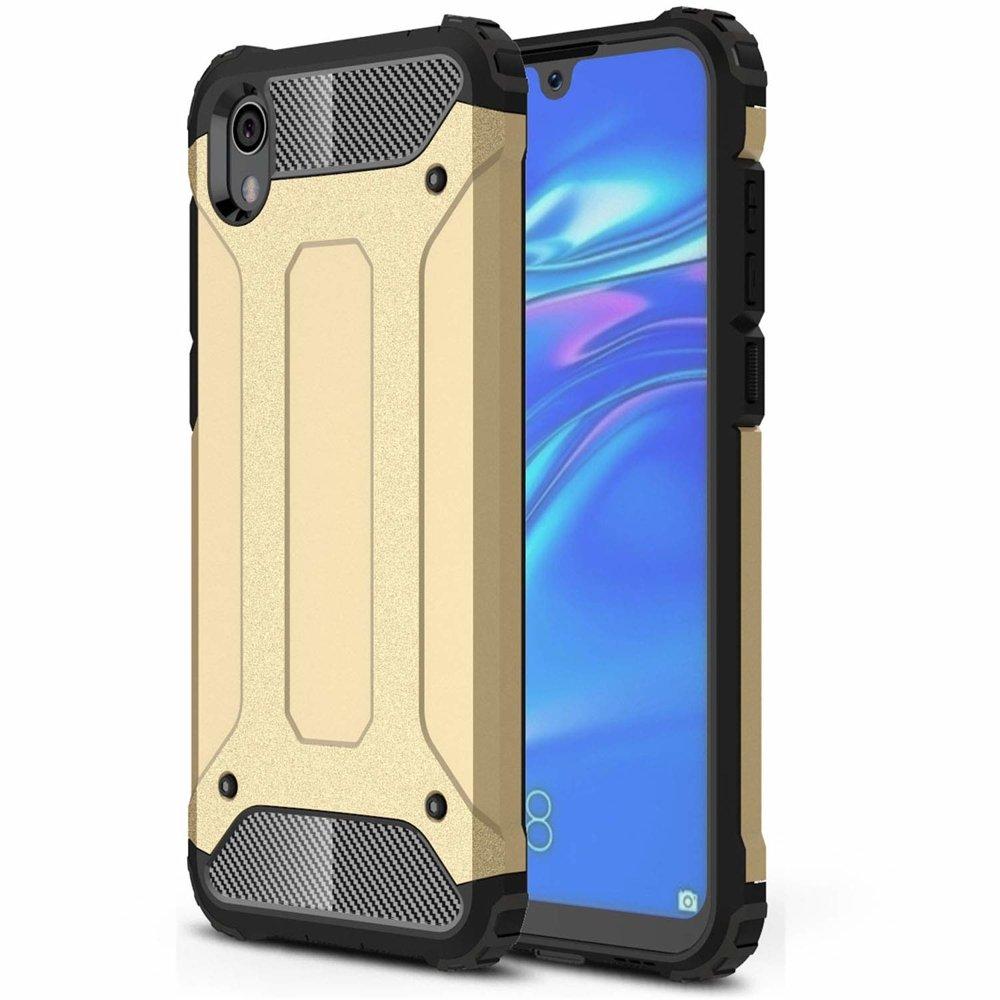 Hybrid polykarbonátové pouzdro Huawei Y5 2019 / Honor 8S golden
