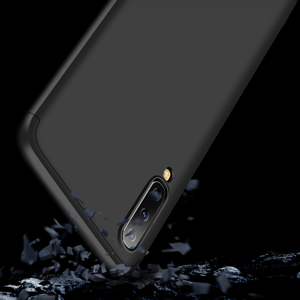 GKK 360 Protection pouzdro pro Samsung Galaxy A70 black