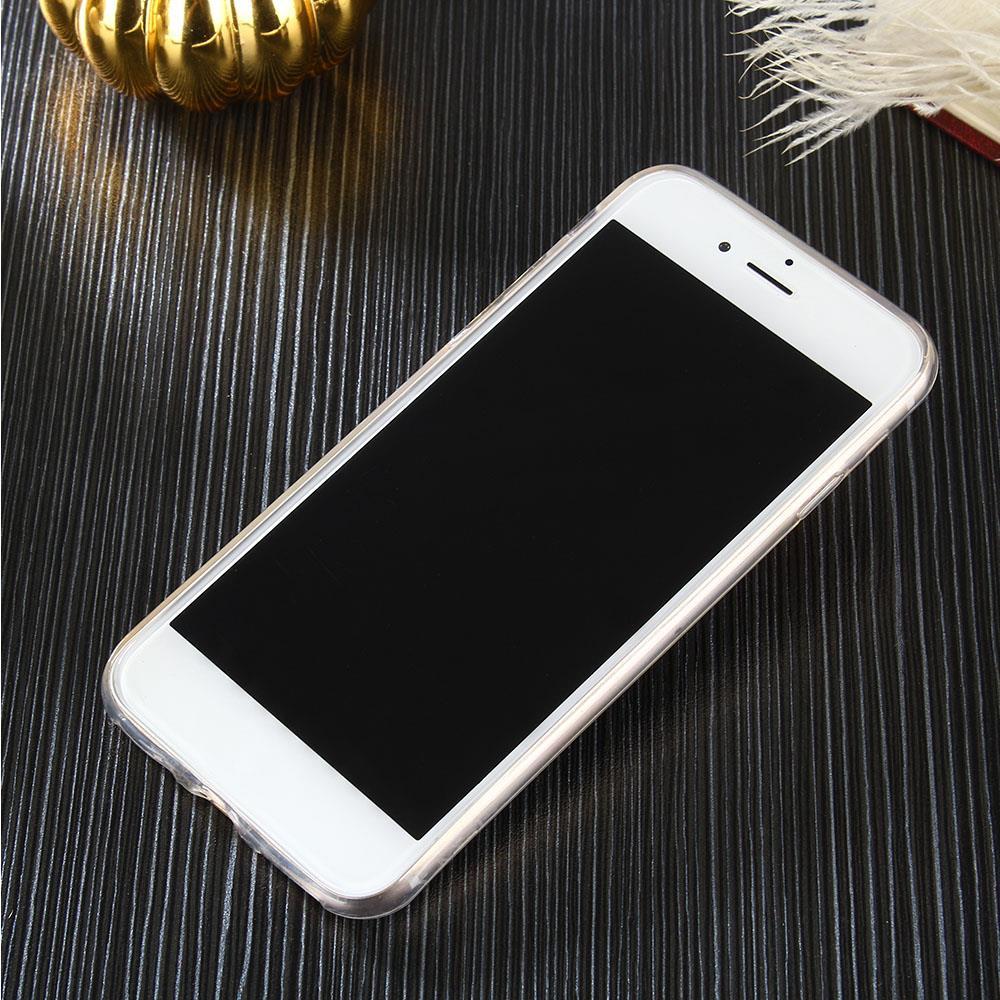 Ultra Clear 0.5mm silikonové pouzdro na Samsung Galaxy M21 transparent