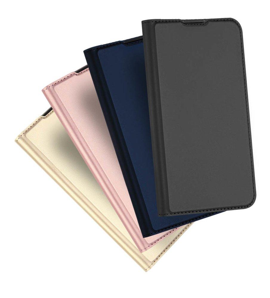 DUX DUCIS Skin knížkové pouzdro pro Huawei Mate 20 grey