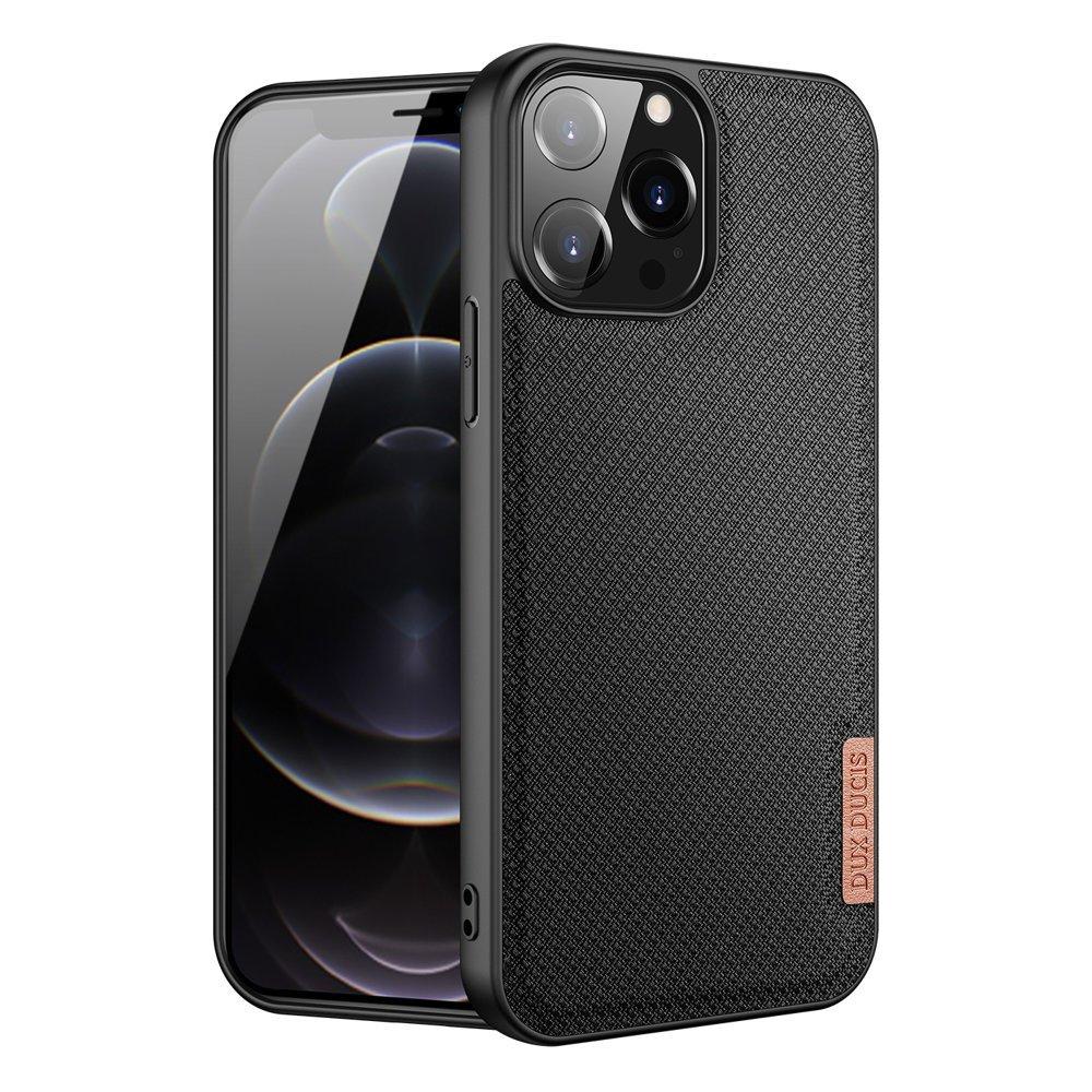 """Dux Ducis Fino púzdro preiPhone 13 Pro MAX 6.7"""" black"""