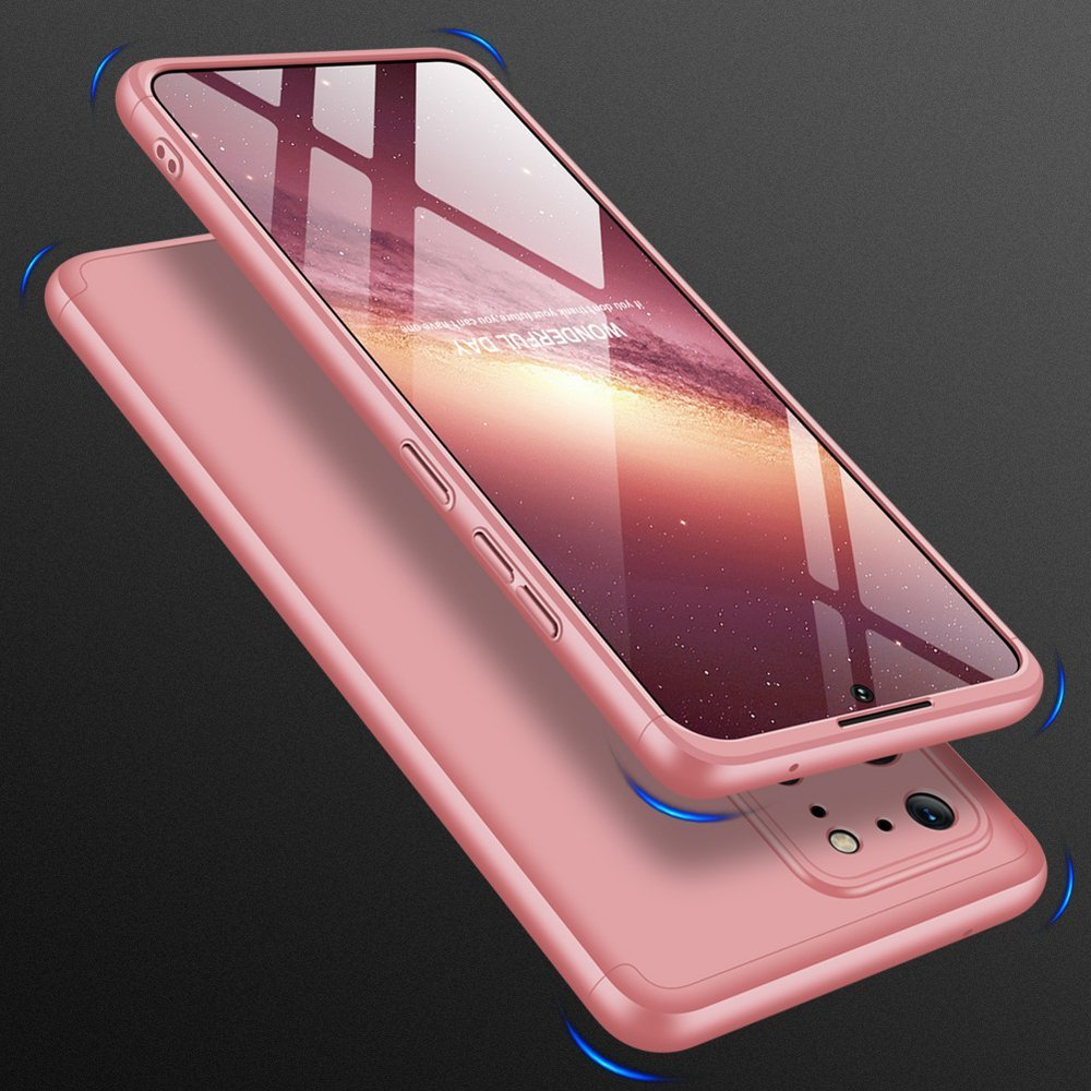 GKK 360 Protection pouzdro na Samsung Galaxy S20 Ultra pink