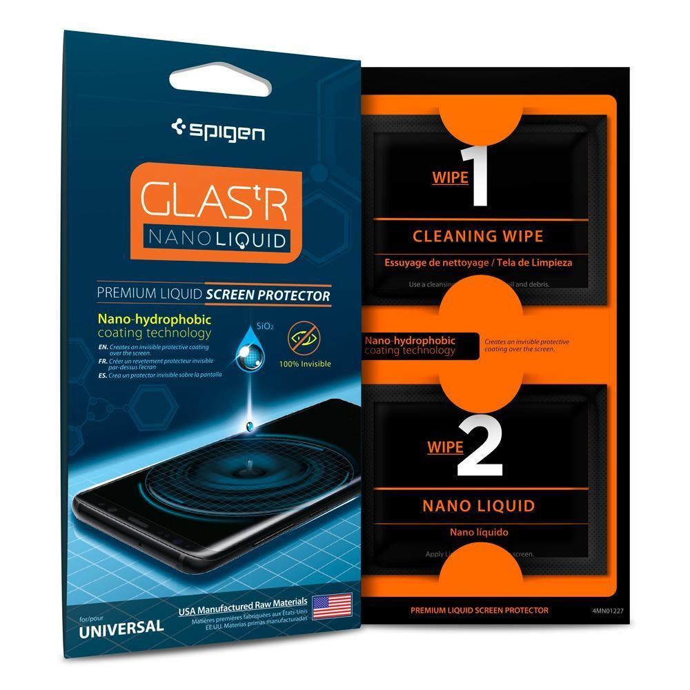 Spigen Nano ochrana Glas.Tr Liquid 9H