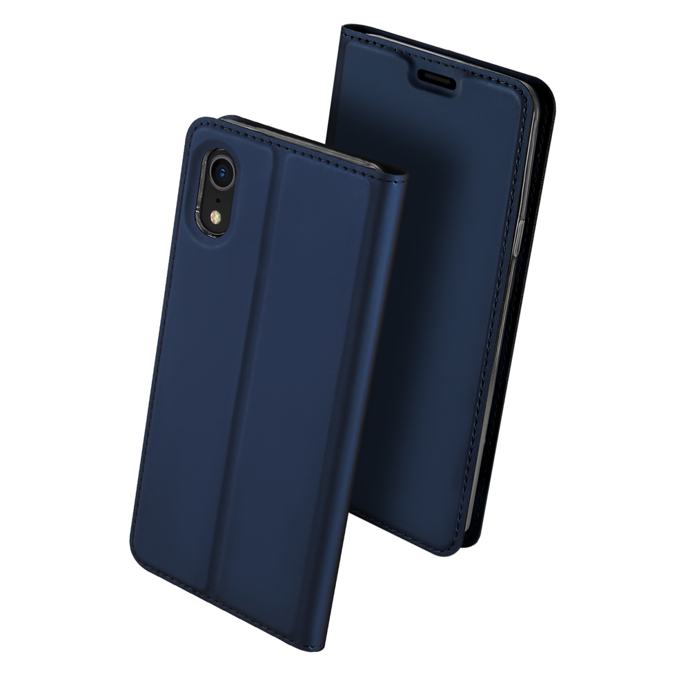 Pouzdro DUX DUCIS Skin iPhone XR blue