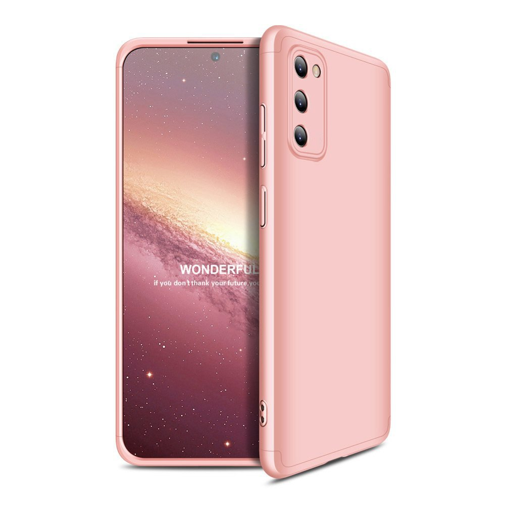 GKK 360 Protection puzdro pre Samsung Galaxy A41 pink