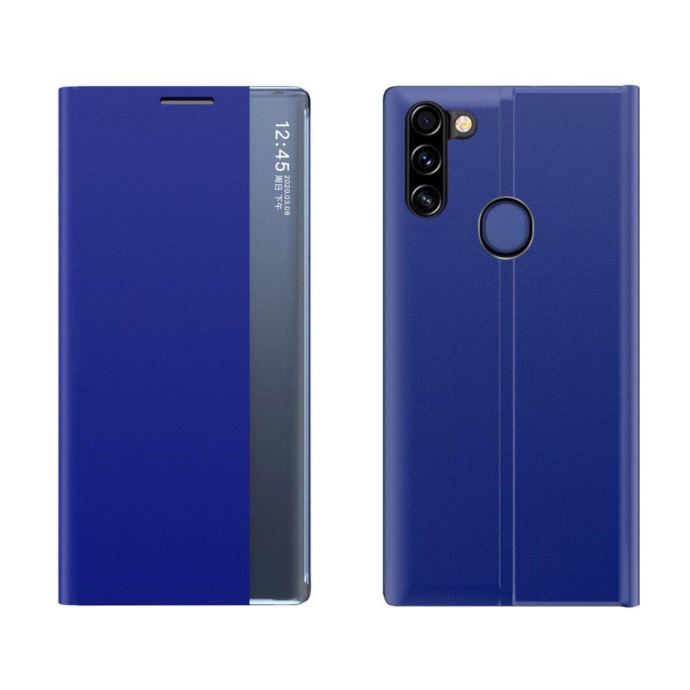 New Sleep knížkové pouzdro na Xiaomi Mi 11 blue