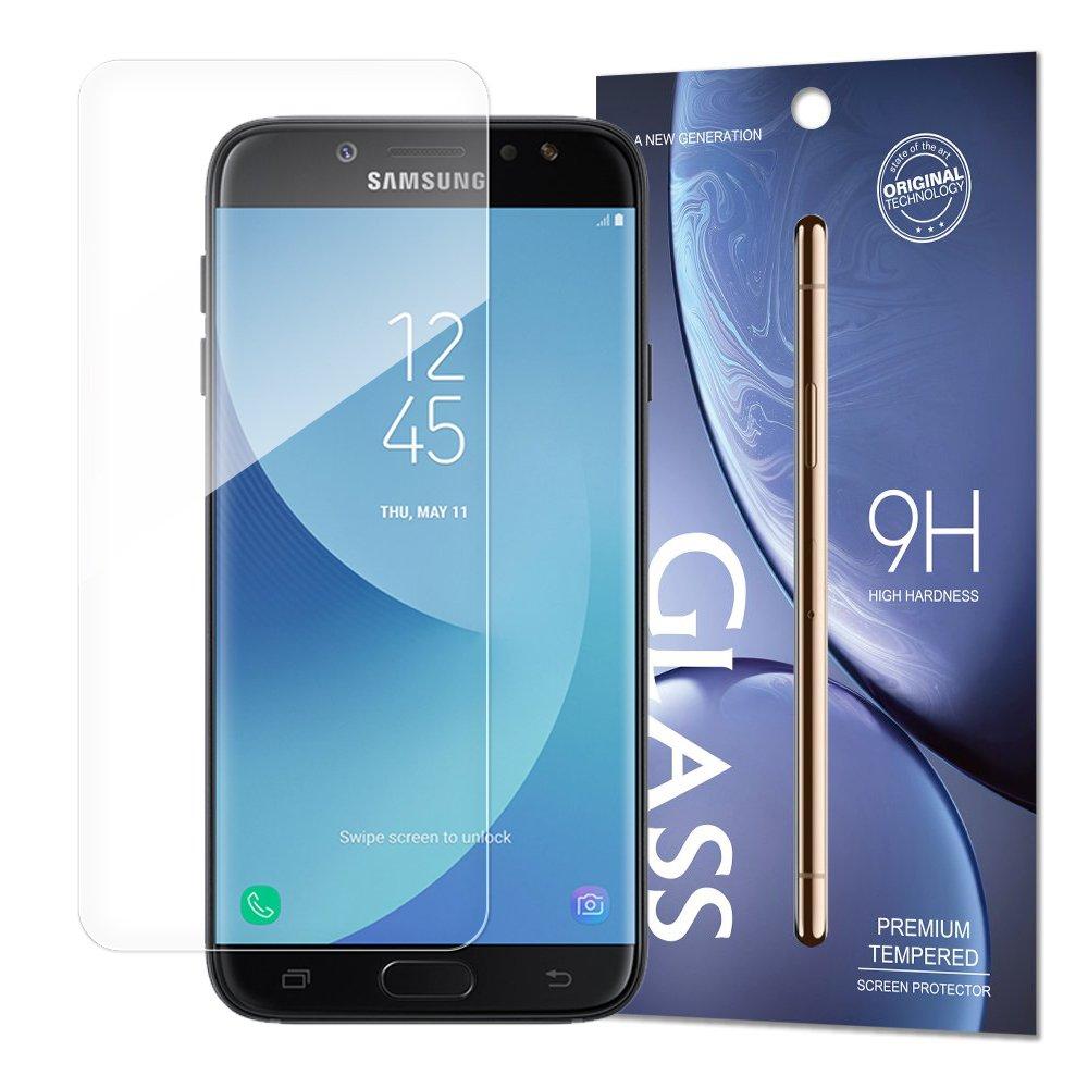 Temperované tvrzené sklo 9H pro Samsung Galaxy J7 2017 J730 (baleno v obálce)