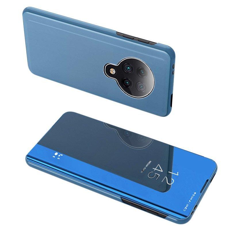 [PO ZWROCIE] flipové pouzdro Clear View pro Xiaomi Redmi K30 Pro / Poco F2 Pro , modrá