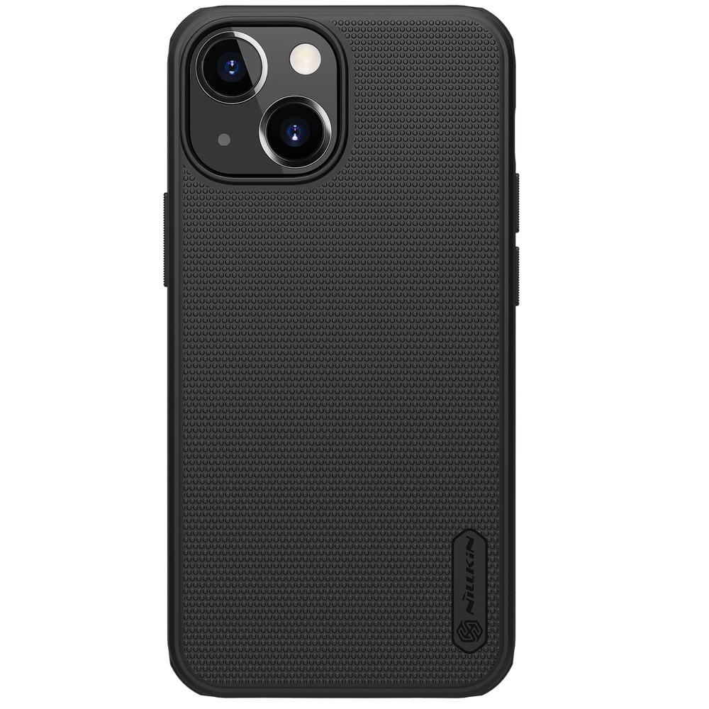 Nillkin Super Frosted Pro silikonové puzdro na iPhone 13 Mini black