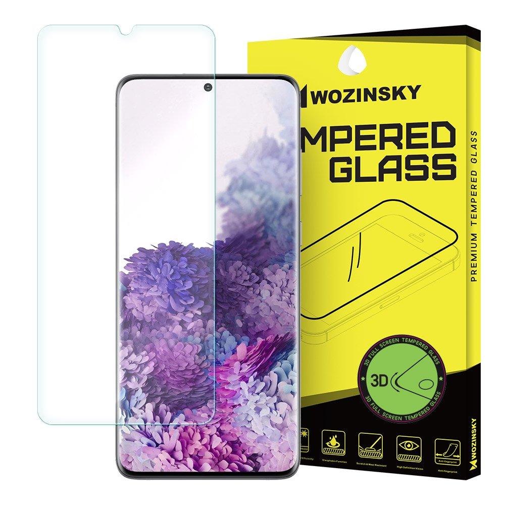 3D ochranná celoplošná folie na Samsung Galaxy S20 Plus