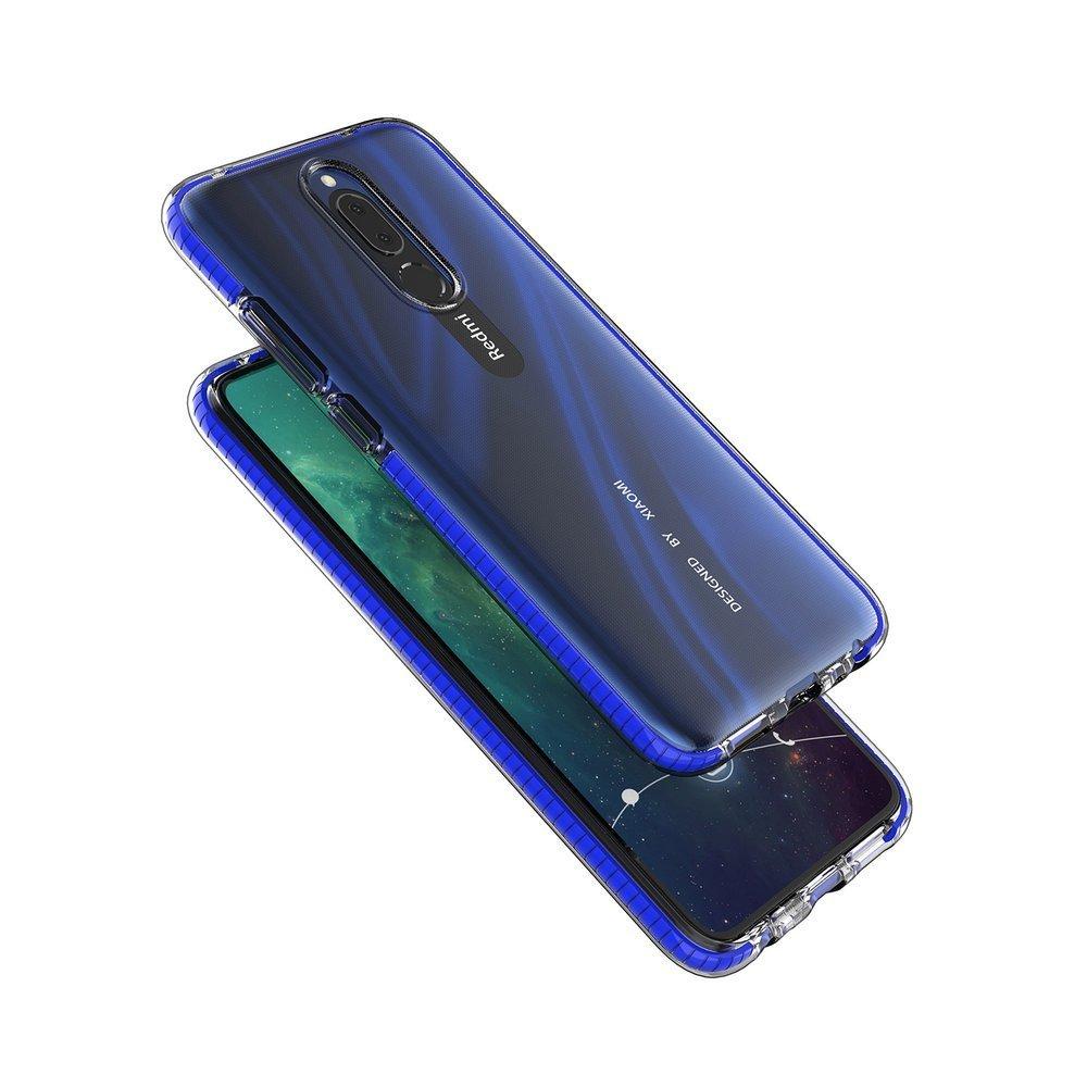 Spring silikonové pouzdro na Xiaomi Redmi 8A / Xiaomi Redmi 8 light blue
