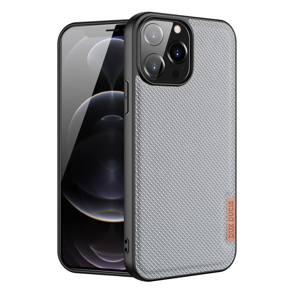 "Dux Ducis Fino púzdro preiPhone 13 Pro MAX 6.7"" crystal blue"