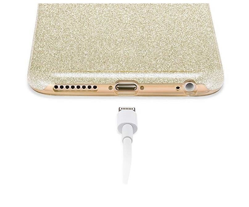 Wozinsky Glitter Shining silikonové pouzdro Samsung Galaxy A40 black