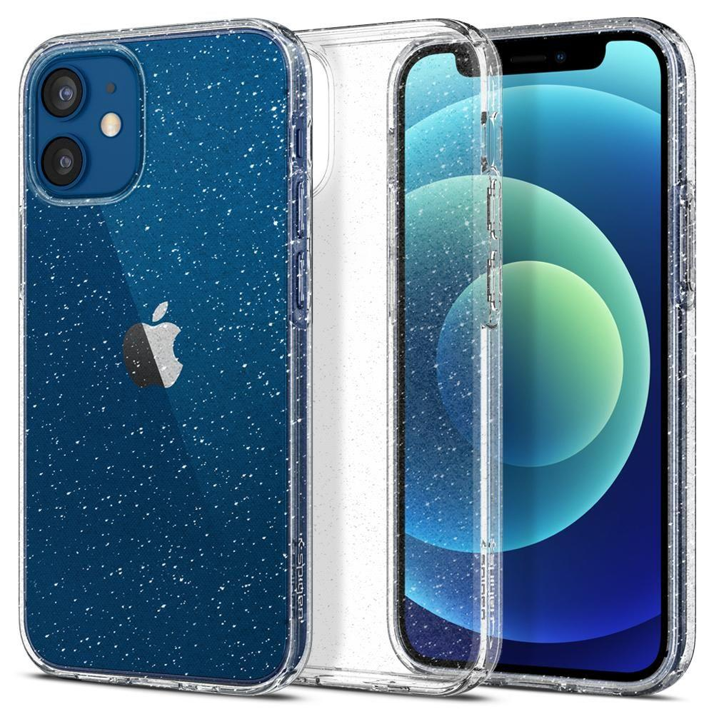 Spigen Liquid Crystal Iphone 12 Mini Glitter Crystal 8809710756748