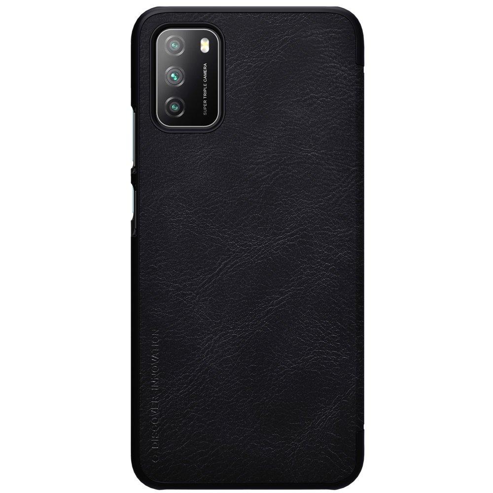 Nillkin Qin knížkové pouzdro na Xiaomi Poco M3 black