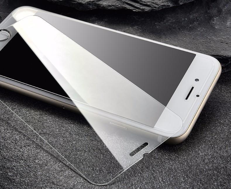 Temperované tvrzené sklo 9H na Samsung Galaxy A41 (baleno v obálce)