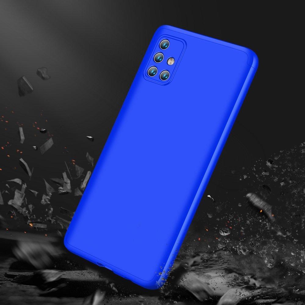 GKK 360 Protection pouzdro na Samsung Galaxy A71 blue