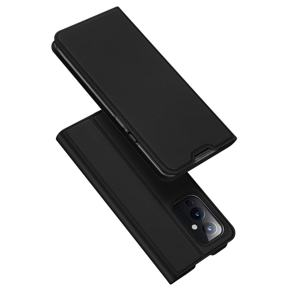 Flipové pouzdro Dux Ducis skin OnePlus 9 , černá 6934913052976