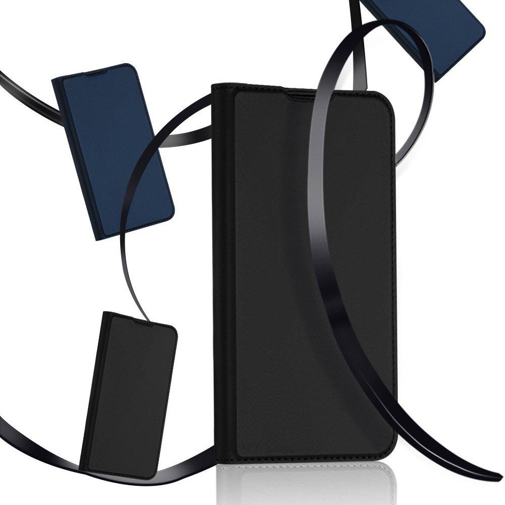 Dux Ducis SKIN knížkové pouzdro na  Nokia 7.2 / Nokia 6.2 Black
