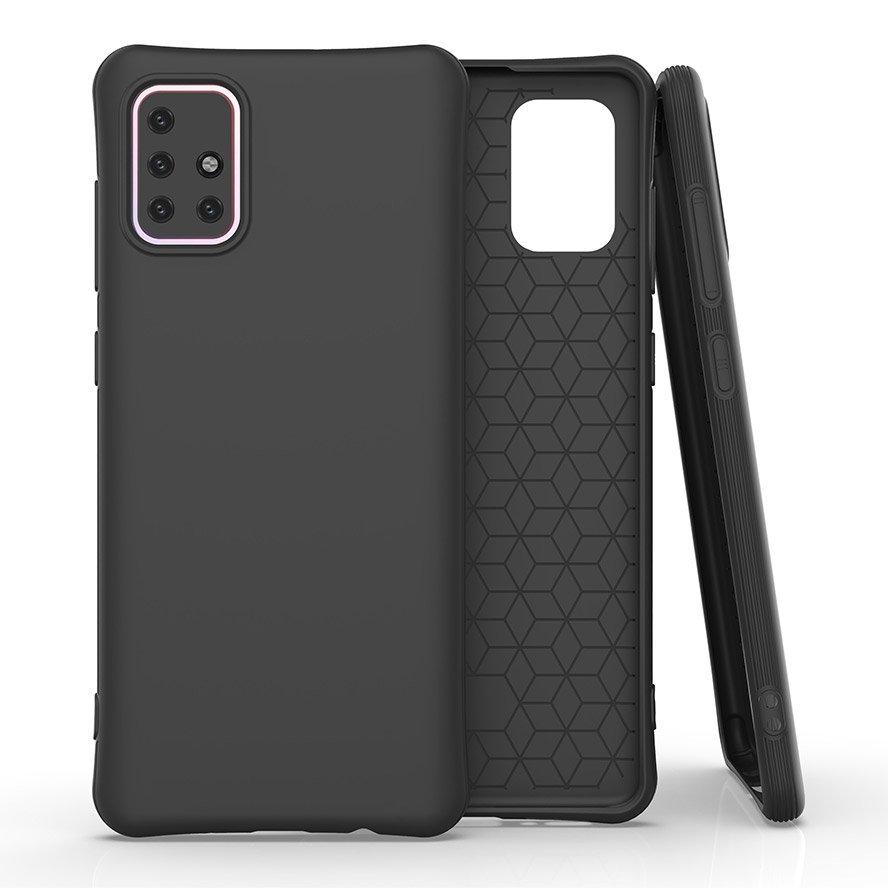 Soft Color silikonové pouzdro na Samsung Galaxy M31s black