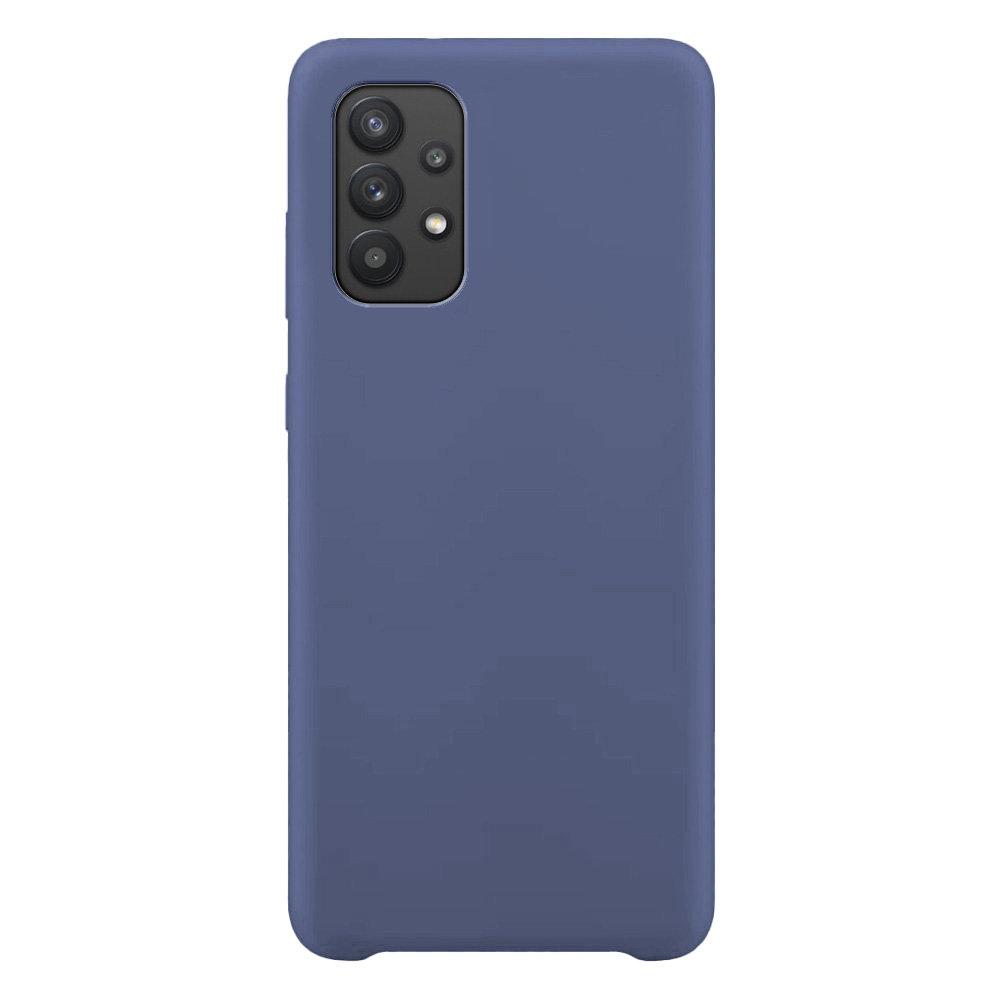 Silikonové pouzdro LUX na Samsung Galaxy A32 5G dark blue